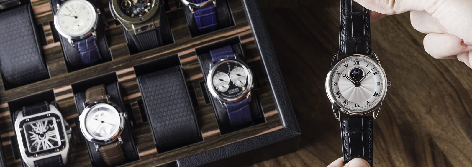 The Digital Transformation of the Luxury Watch Markets